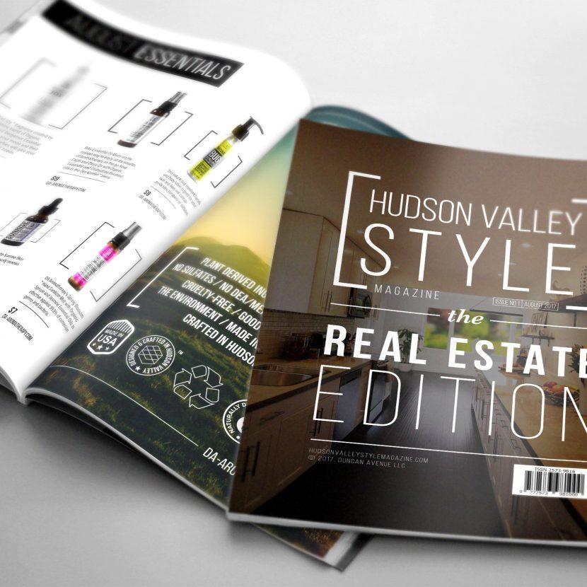 August 2017 Essentials - Hudson Valley Style Magazine