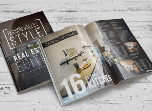 Duncan Avenue's Walnut Street (New Windsor) Project featured in Hudson Valley Style Magazine