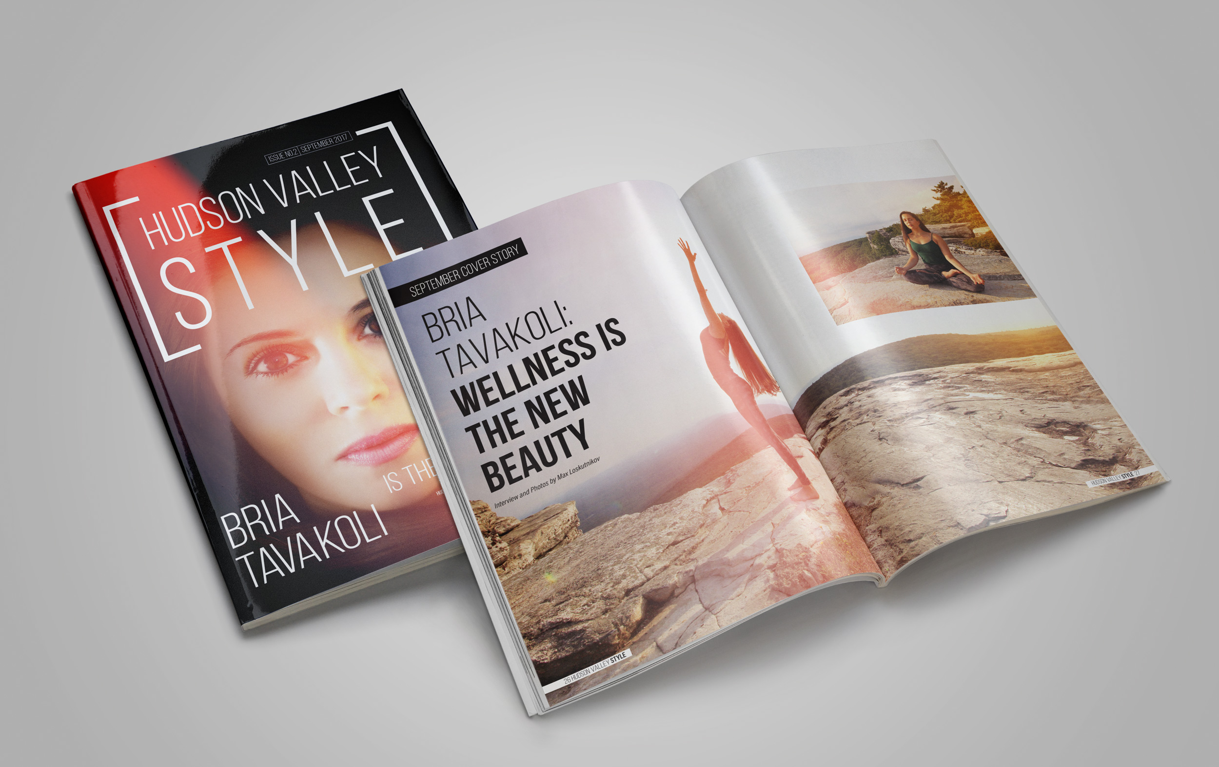Hudson Valley Style Magazine September 2017 - Wellness and Beauty Issue