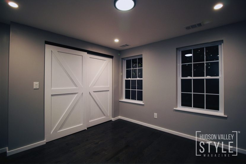 Known for their versatility, barn doors have been popping up in homes across the country - in contemporary and rustic designs. Read on to discover why adding a barn door is an ideal winter home-improvement project.