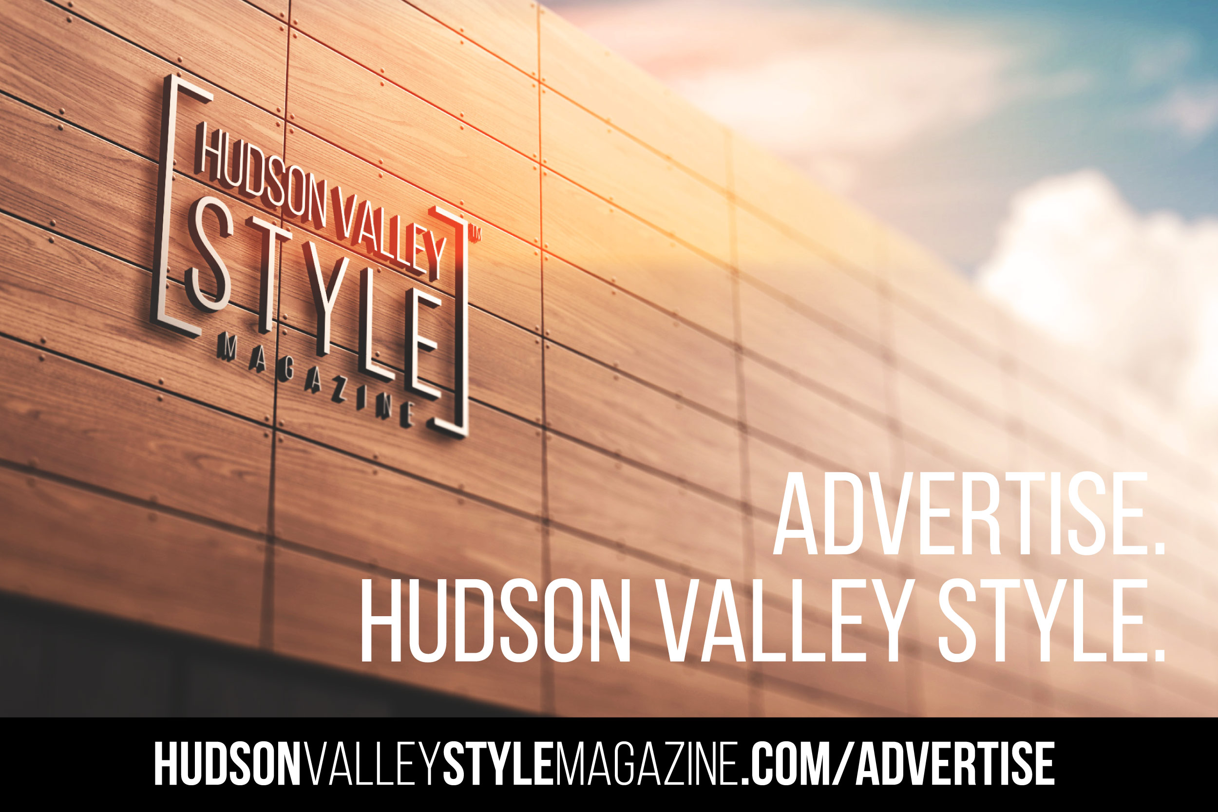 Advertise with Hudson Valley Style Magazine