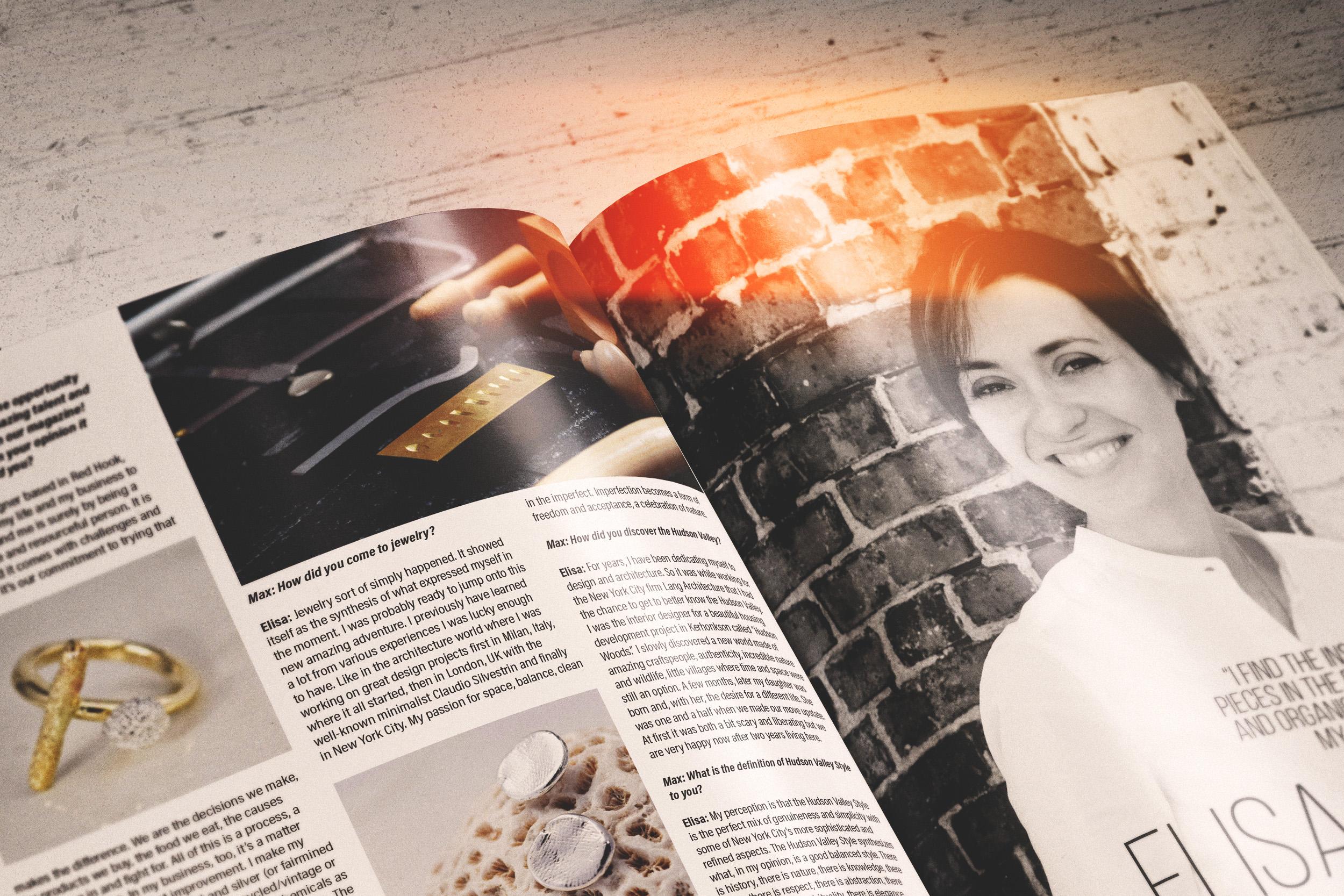 Hudson Valley Style Magazine - Issue No.4 - Holidays 2017