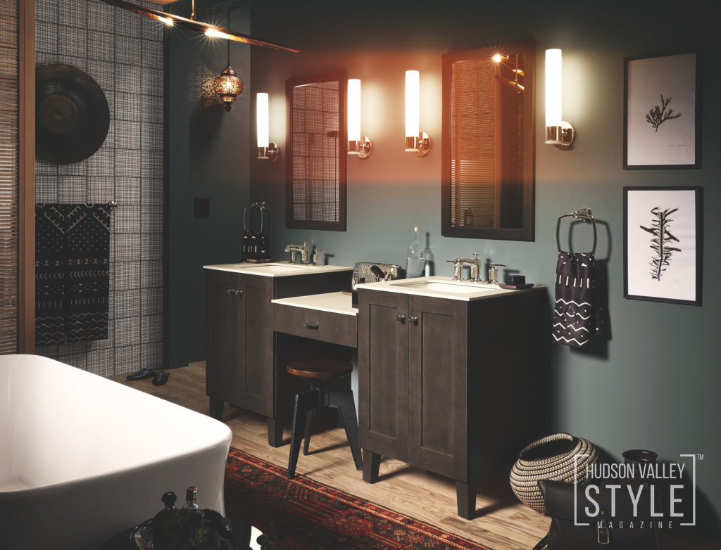 Hudson Valley Style Magazine: Cut expenses without cutting corners on your bathroom remodel.