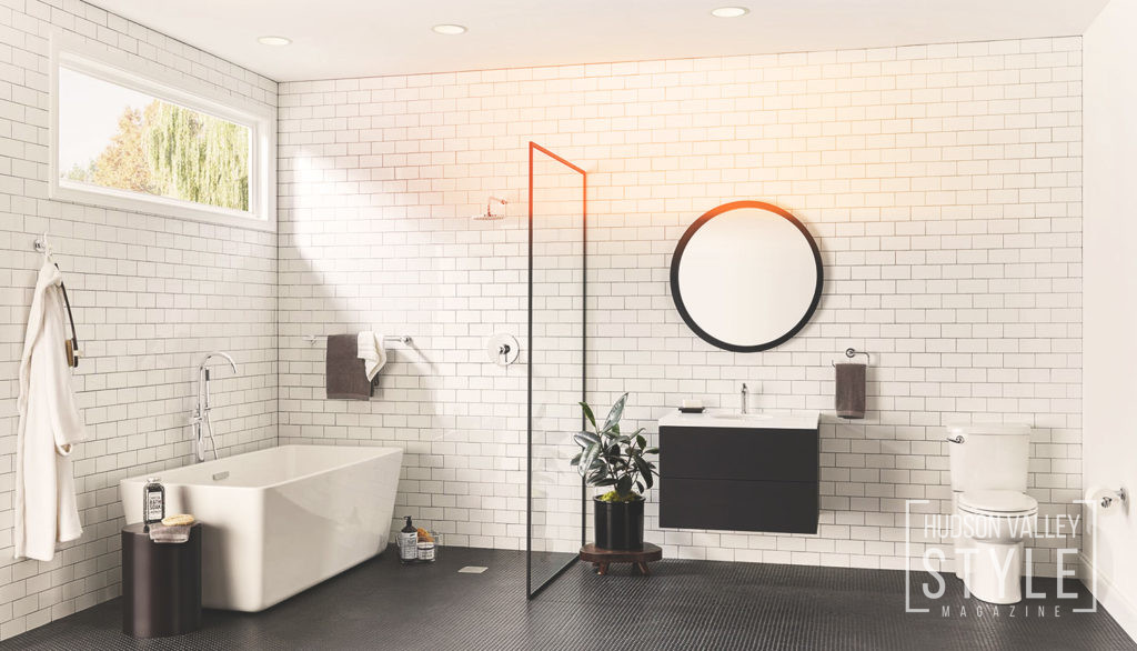 Hudson Valley Style Magazine: 5 DIY projects that will reinvent your bathroom in a weekend.