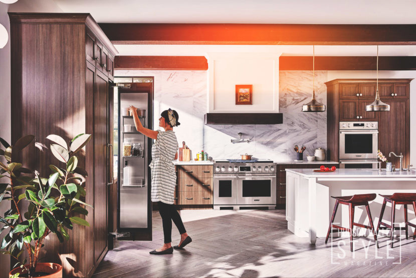 Hudson Valley Style Magazine: 5 Top Trends for Your Kitchen in 2018