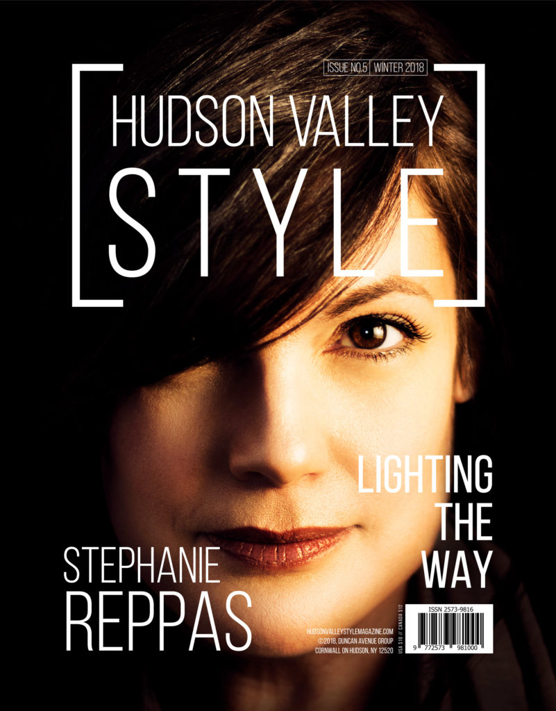 Hudson Valley Style Magazine - Issue No.5 - Stephanie Reppas - Lighting the Way 2018