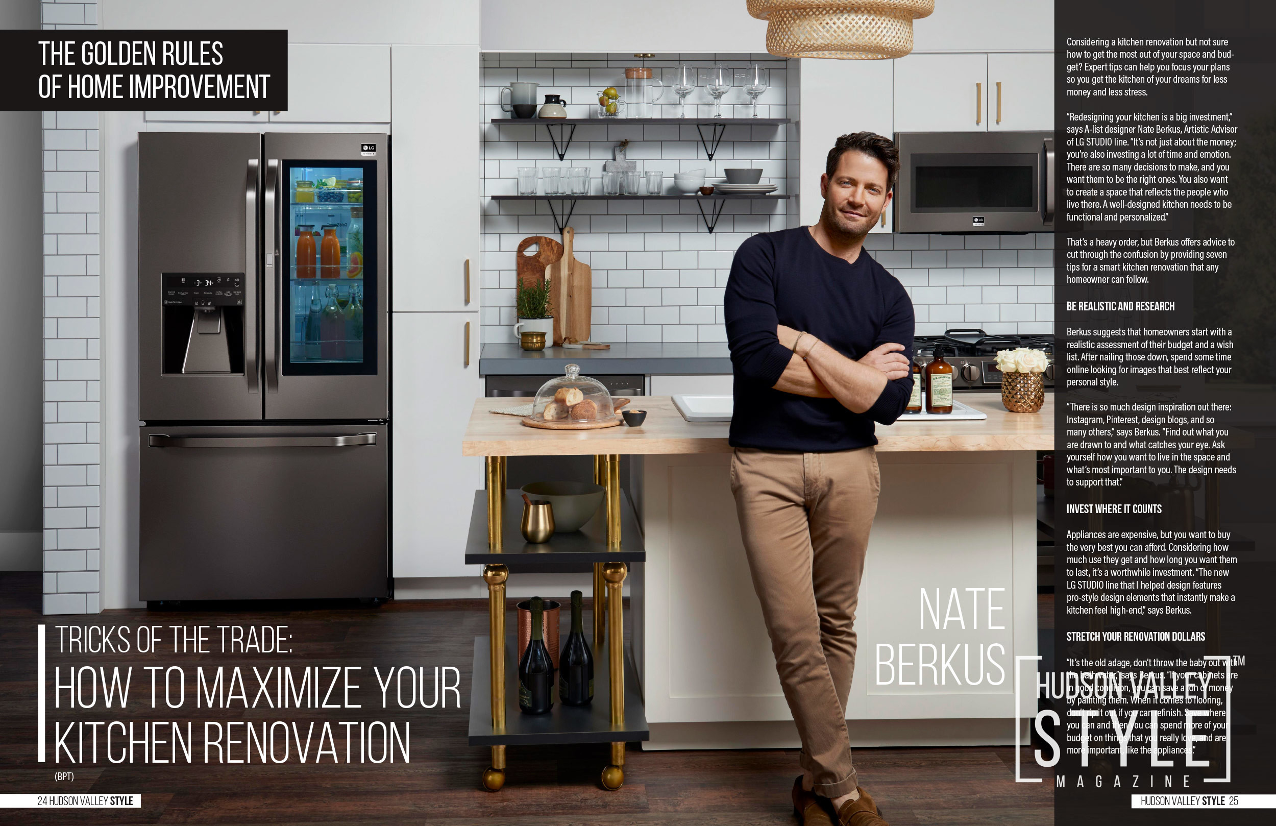 Tricks of the trade: How to maximize your kitchen renovation The golden rules of home improvement