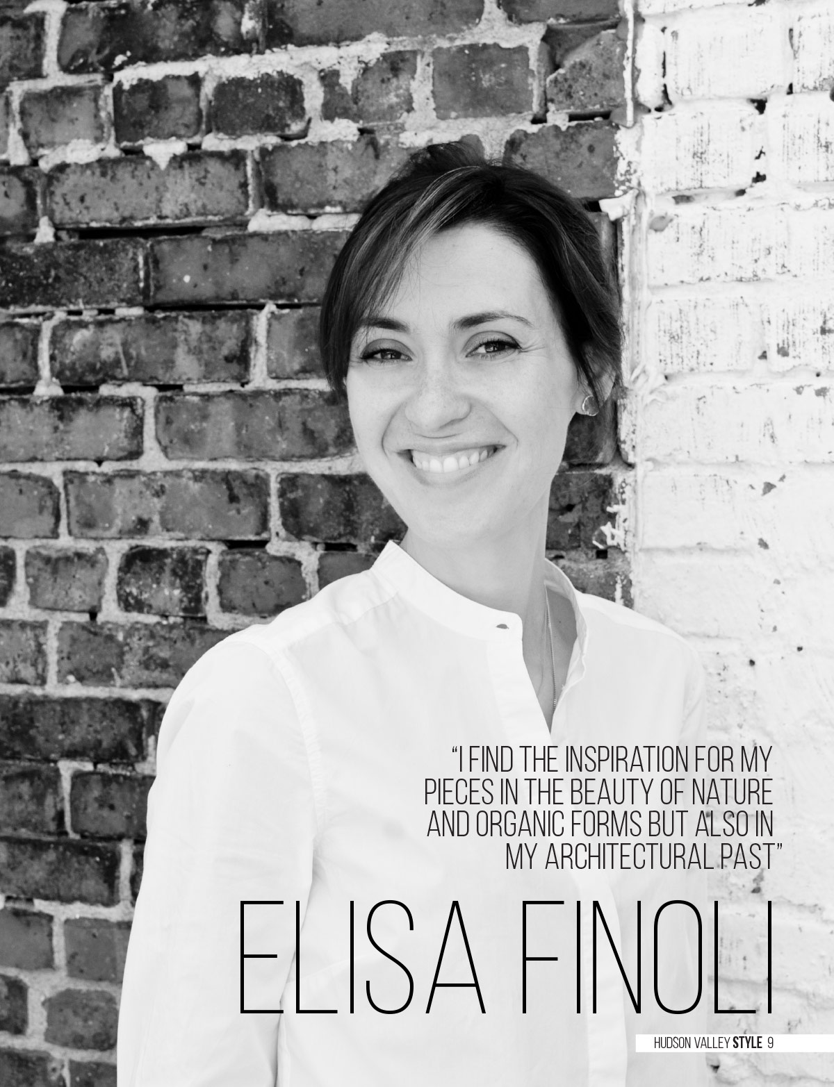 Hudson Valley Style Design Profile: Elisa Finoli (Aglaia Jewelry)