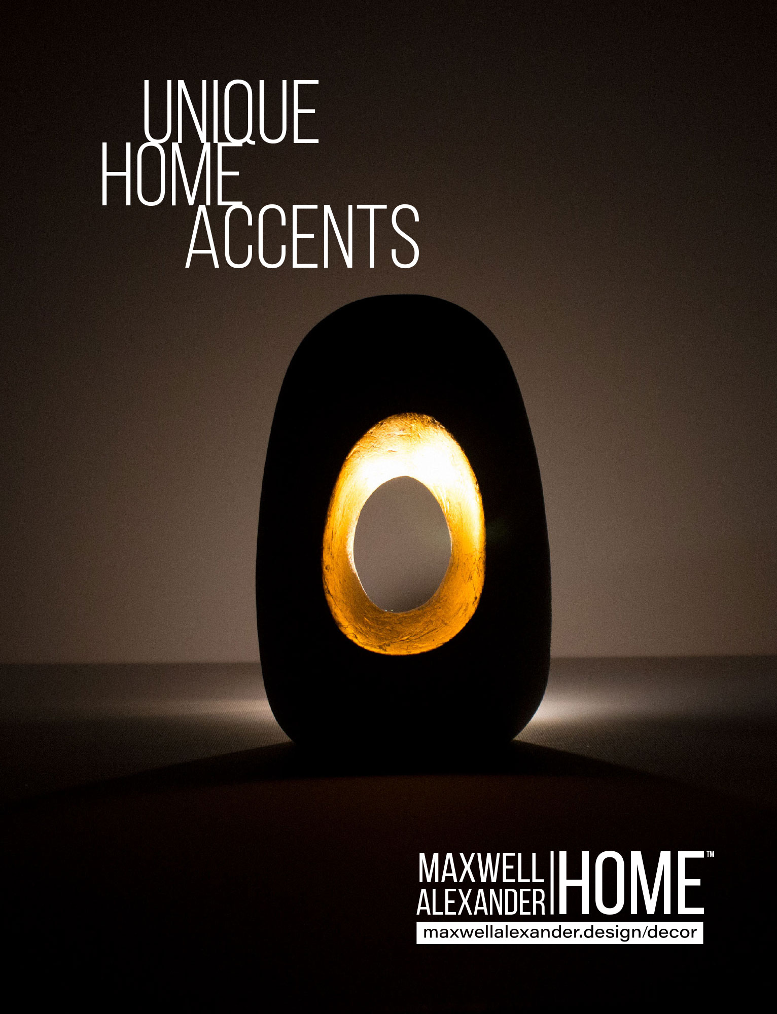 Contemporary Fine Art Sculptures - Home Decor Line by Maxwell Alexander | DESIGN™