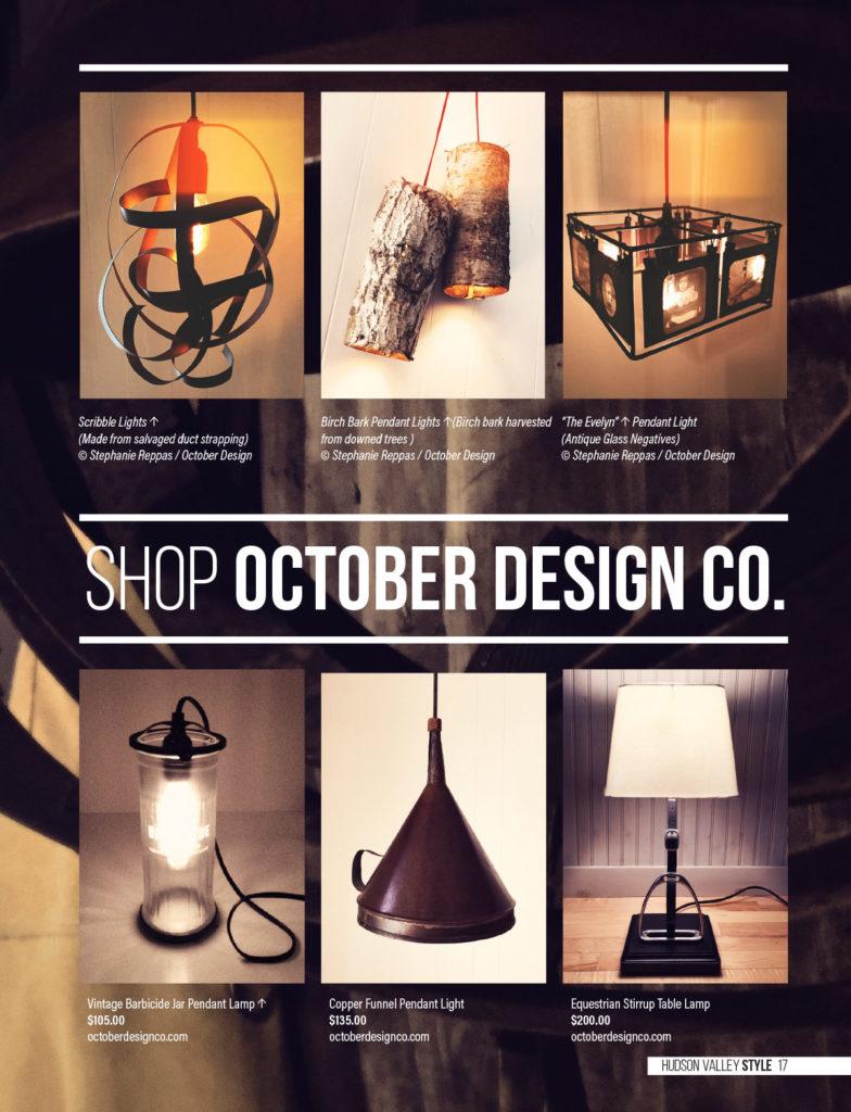Lighting the Way - Hudson Valley Designer Stephanie Reppas