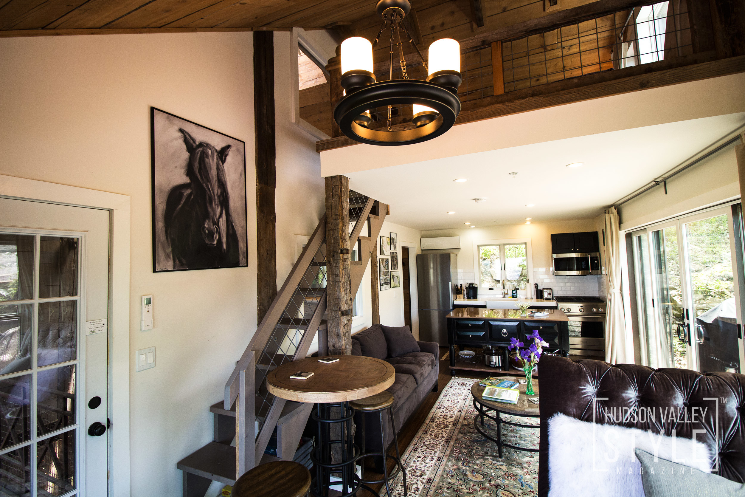 Hudson Valley Style Magazine - Lambs Hill Feature - Duncan Avenue Real Estate Photography Studio