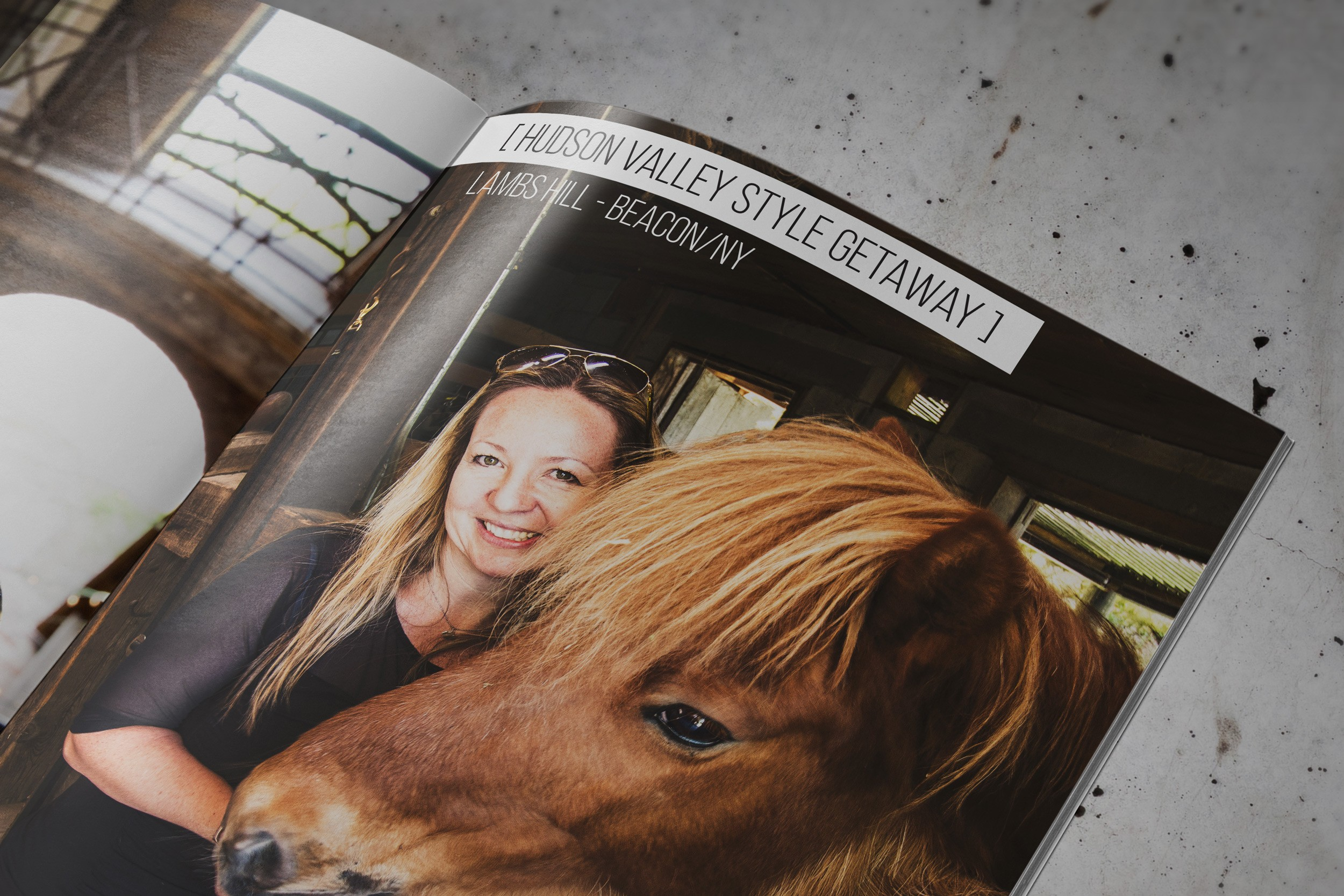 Charlotte Guernsey Lambs Hill Venue Feature - Hudson Valley Style Magazine