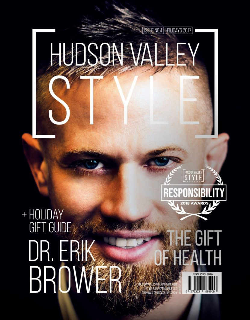 2018 Hudson Valley Style Magazine Awards Nomination: Dr. Erik Brower