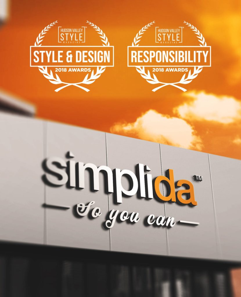 2018 Hudson Valley Style Magazine Awards Nomination: Simplida