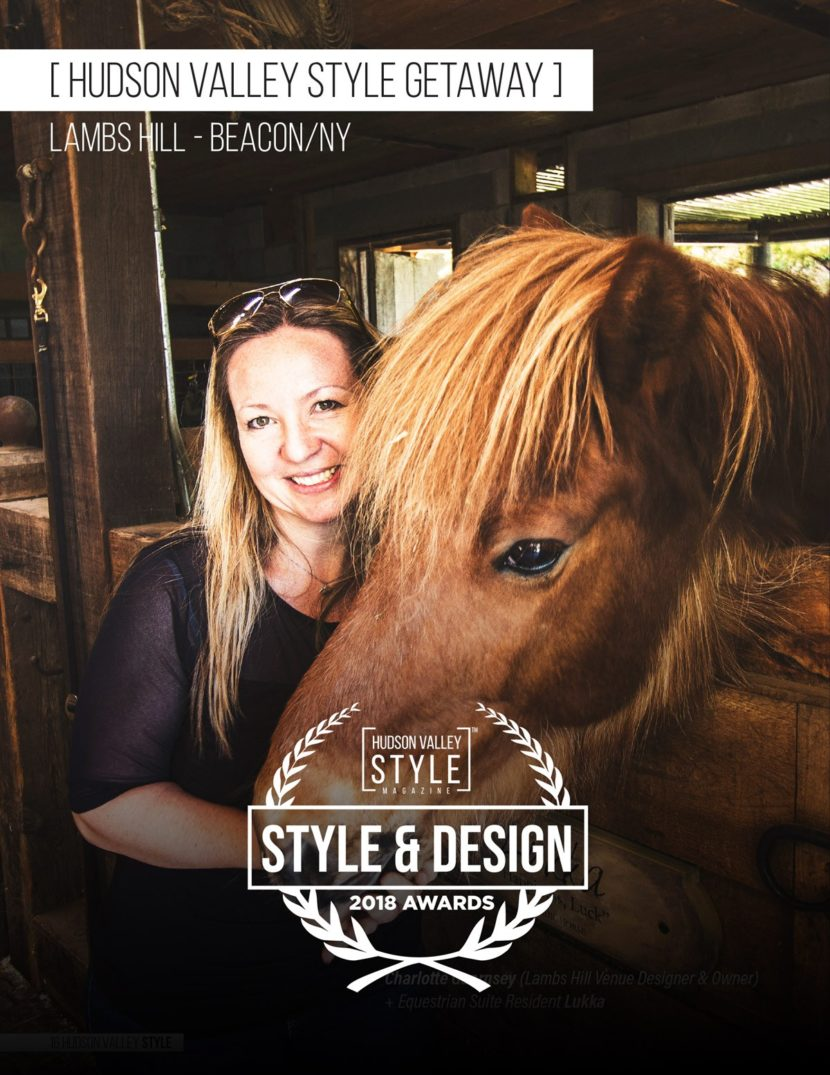 2018 Hudson Valley Style Magazine Awards Nomination:2018 Hudson Valley Style Magazine Awards Nomination:2018 Hudson Valley Style Magazine Awards Nomination:2018 Hudson Valley Style Magazine Awards Nomination:2018 Hudson Valley Style Magazine Awards Nomination: Charlotte Guernsey