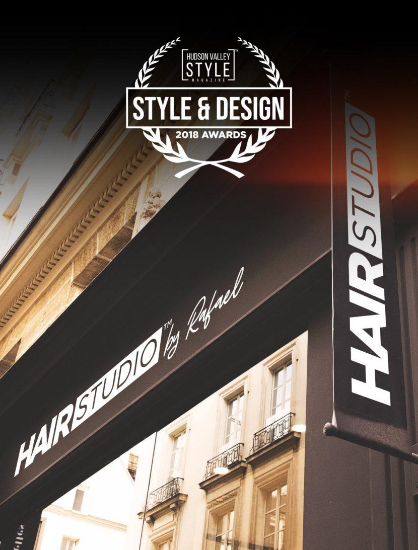 2018 Hudson valley Style Magazine Awards Nomination: Hair Studio by Rafael