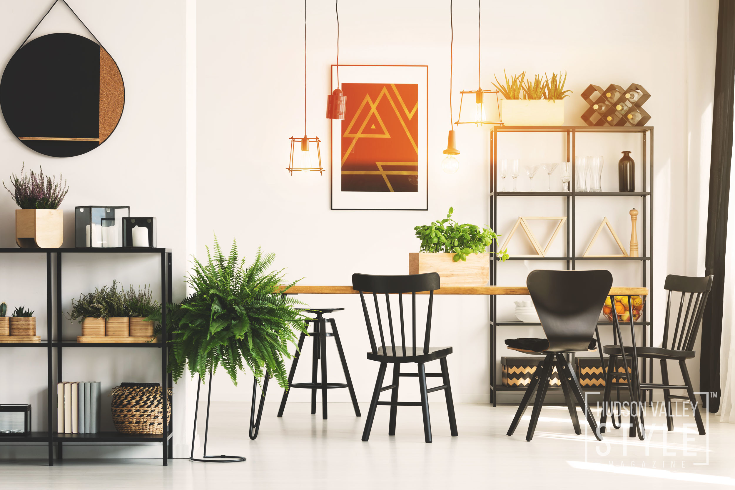 Psychology of Visual Perception: Interior Design Tips to Make a Small Space Seem Big by Maxwell Alexander
