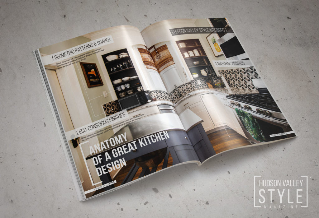 Anatomy of a great kitchen design - Hudson Valley Style Magazine