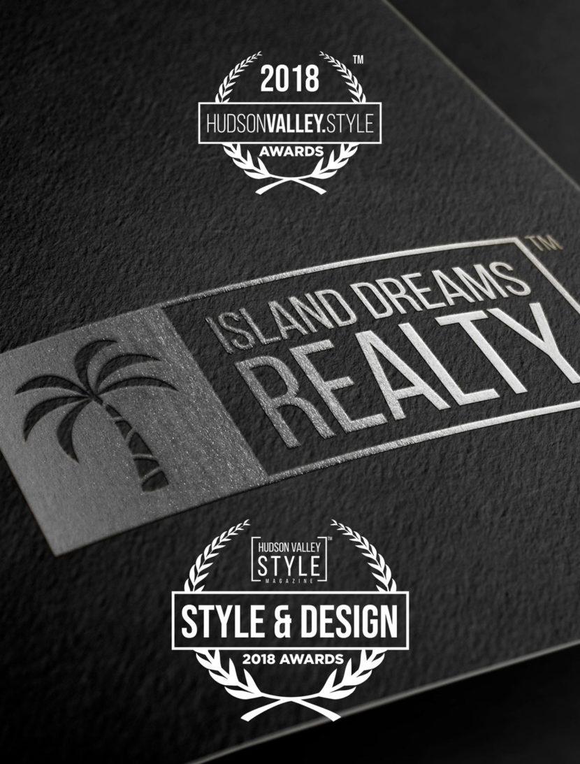2018 Hudson Valley Style Magazine Awards Nomination: Island Dreams Realty Brand