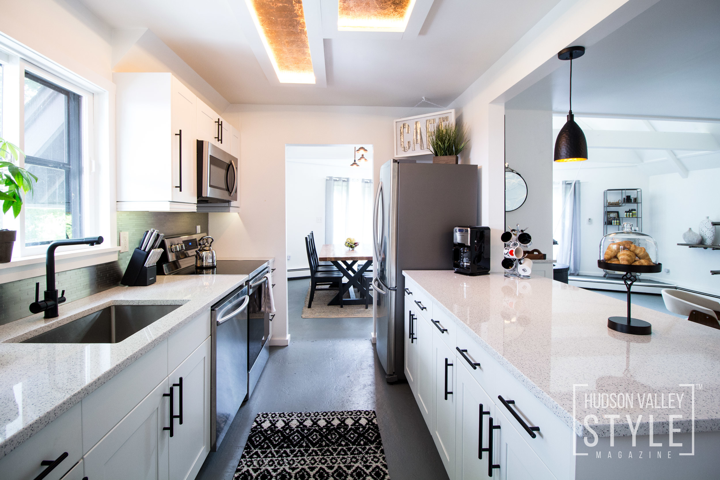 How to design your kitchen like a Millennial - 2019 Kitchen Design Trends - Hudson Valley Style Magazine by Designer Maxwell Alexander, Editor in Chief, Hudson Valley Style Magazine
