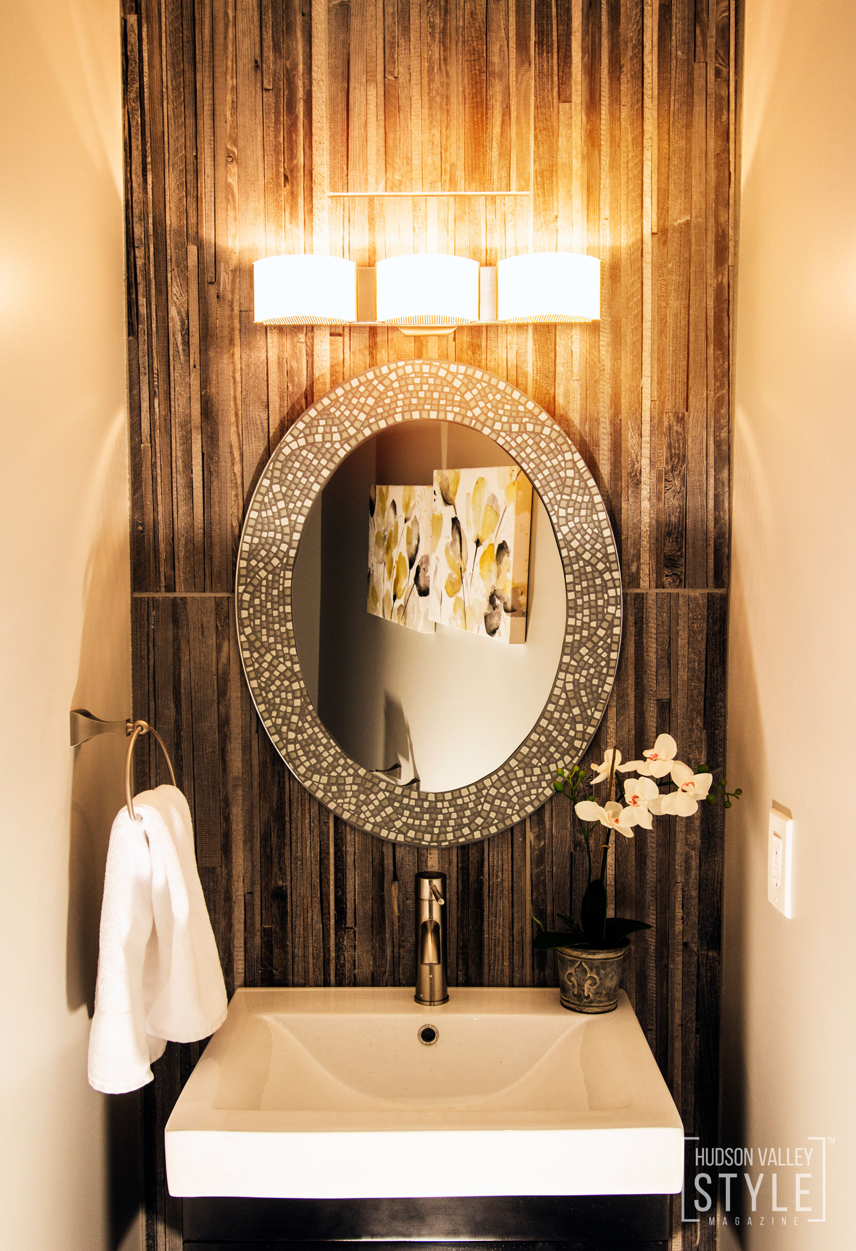 Affordable bathroom updates with big impact - Hudson Valley Style Magazine