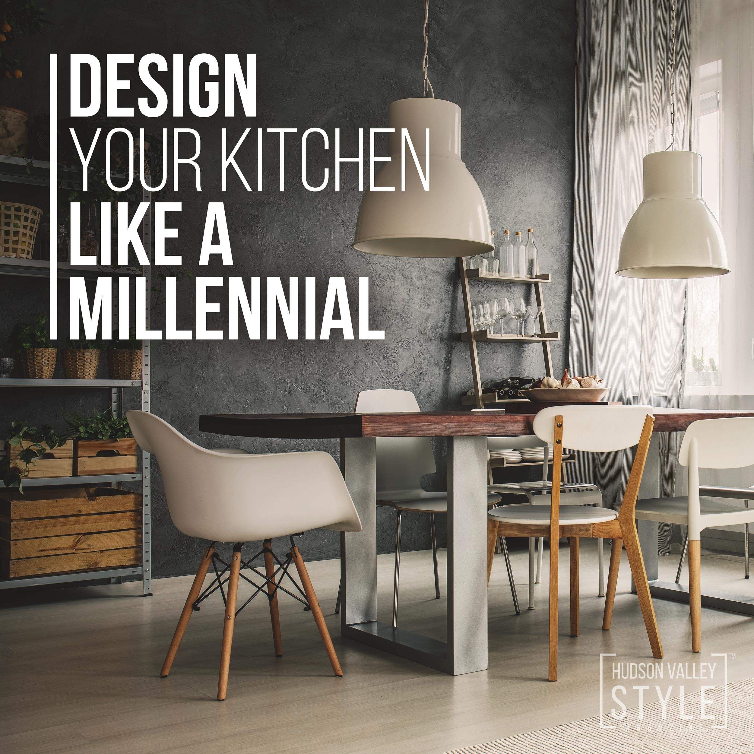 Modern Style Kitchen Design 2019
