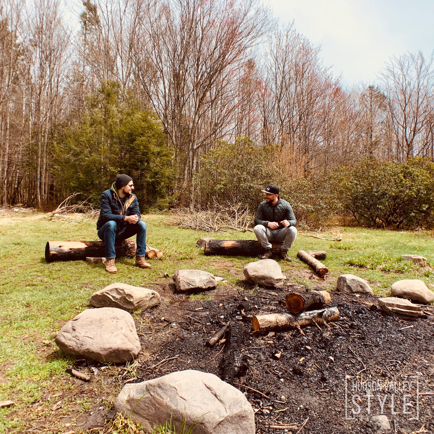 Exploring Hudson Valley Hiking Trails with Max & Dino