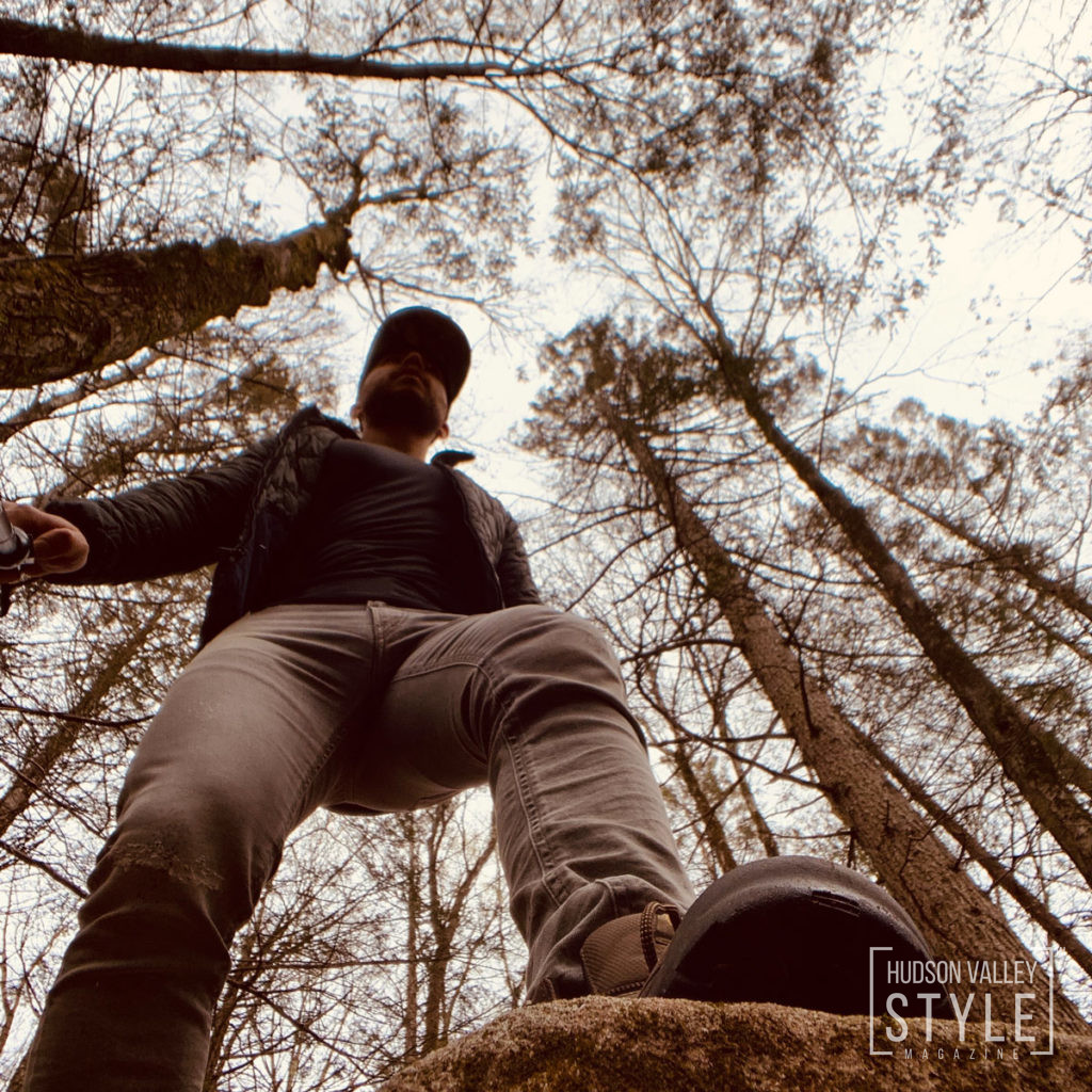 Hudson Valley Style Magazine - Exploring Hudson Valley Hiking Trails with Max & Dino