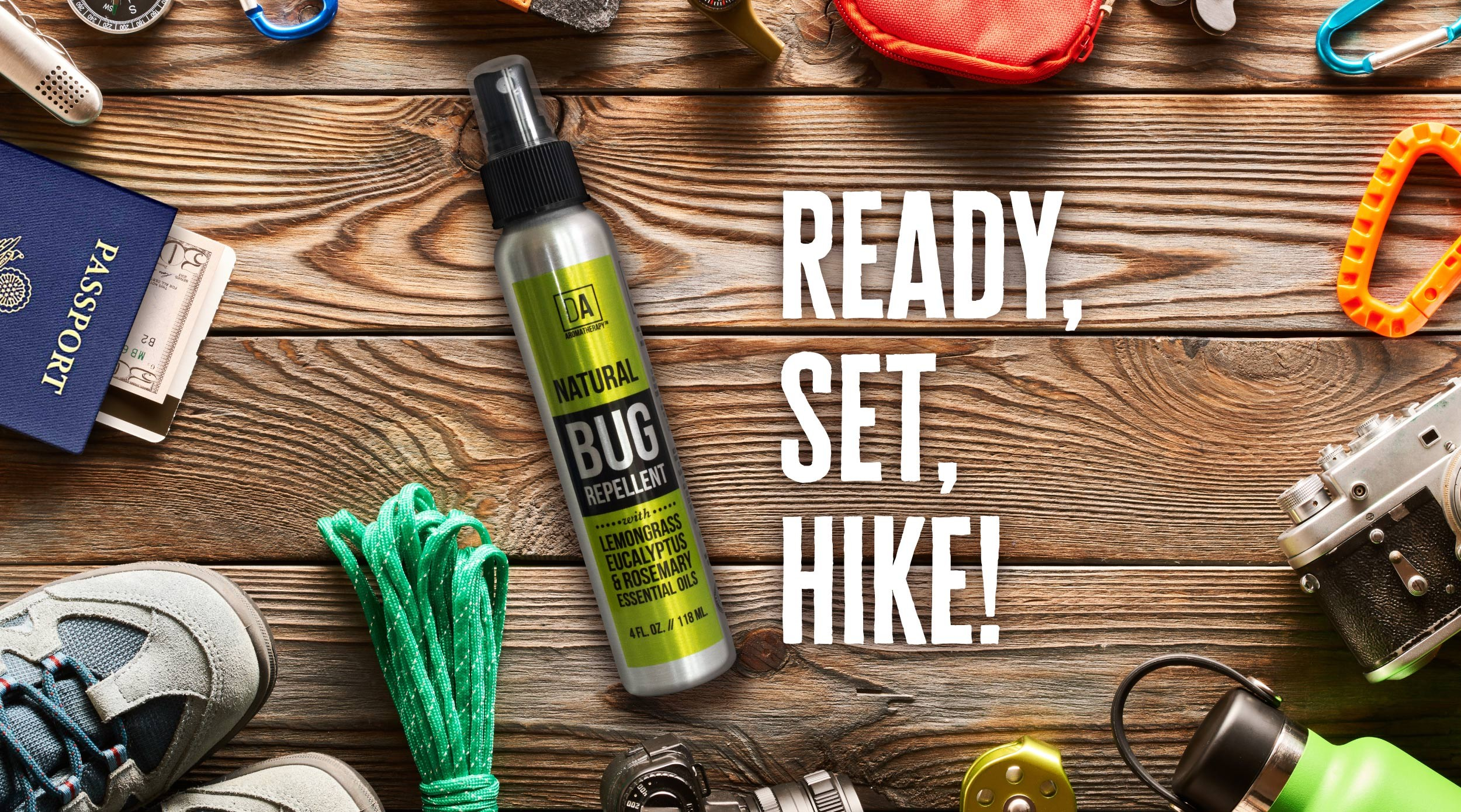 Preparing for an outdoor adventure? Don't forget a travel companion you can count on!