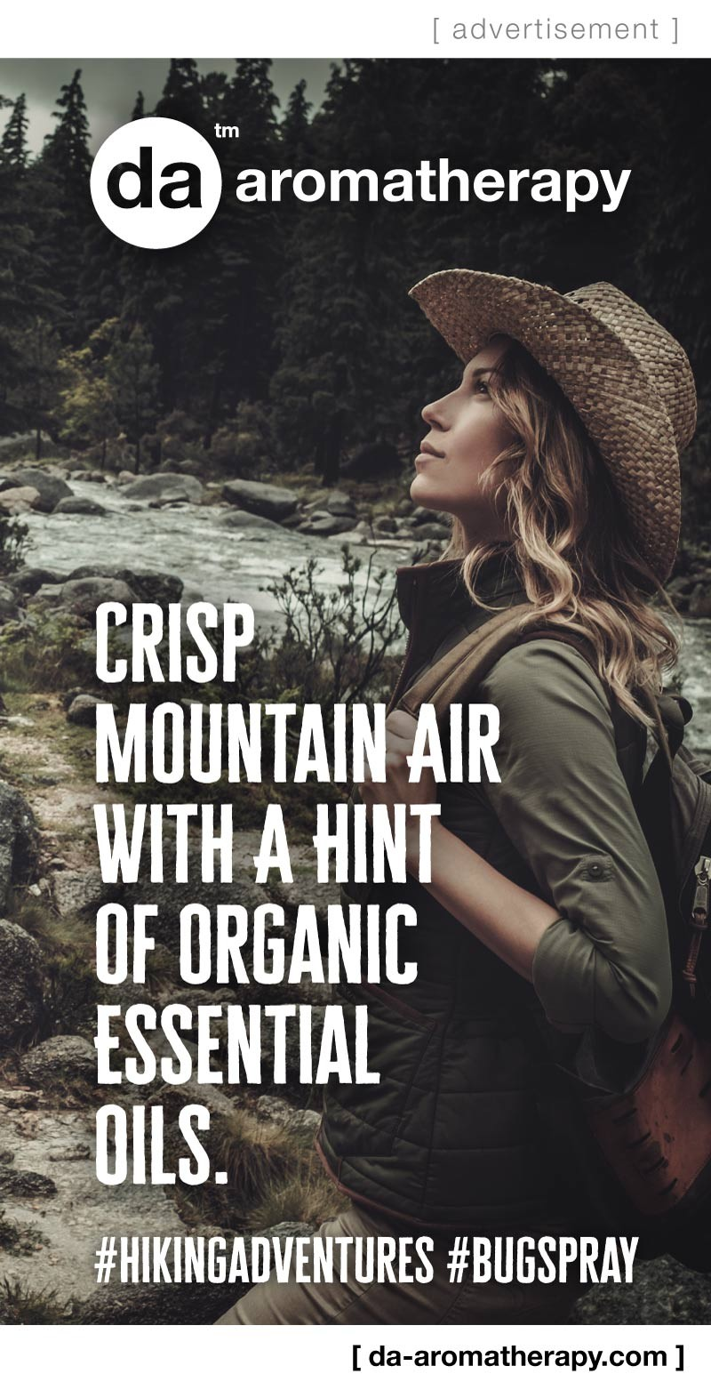 Natural Insect Repellents with Organic Essential Oils