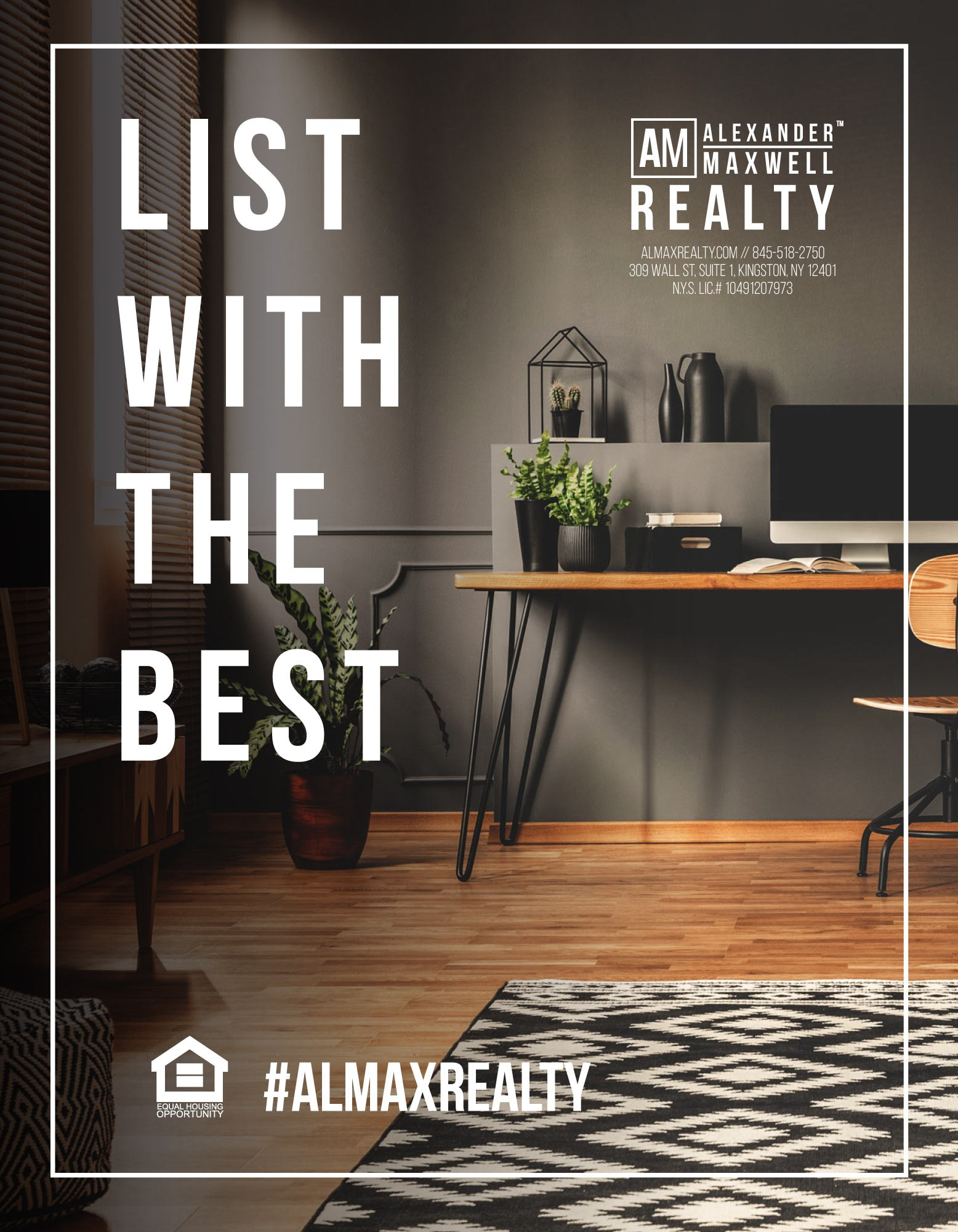 List with the Best - Alexander Maxwell Realty - Hudson Valley Real Estate
