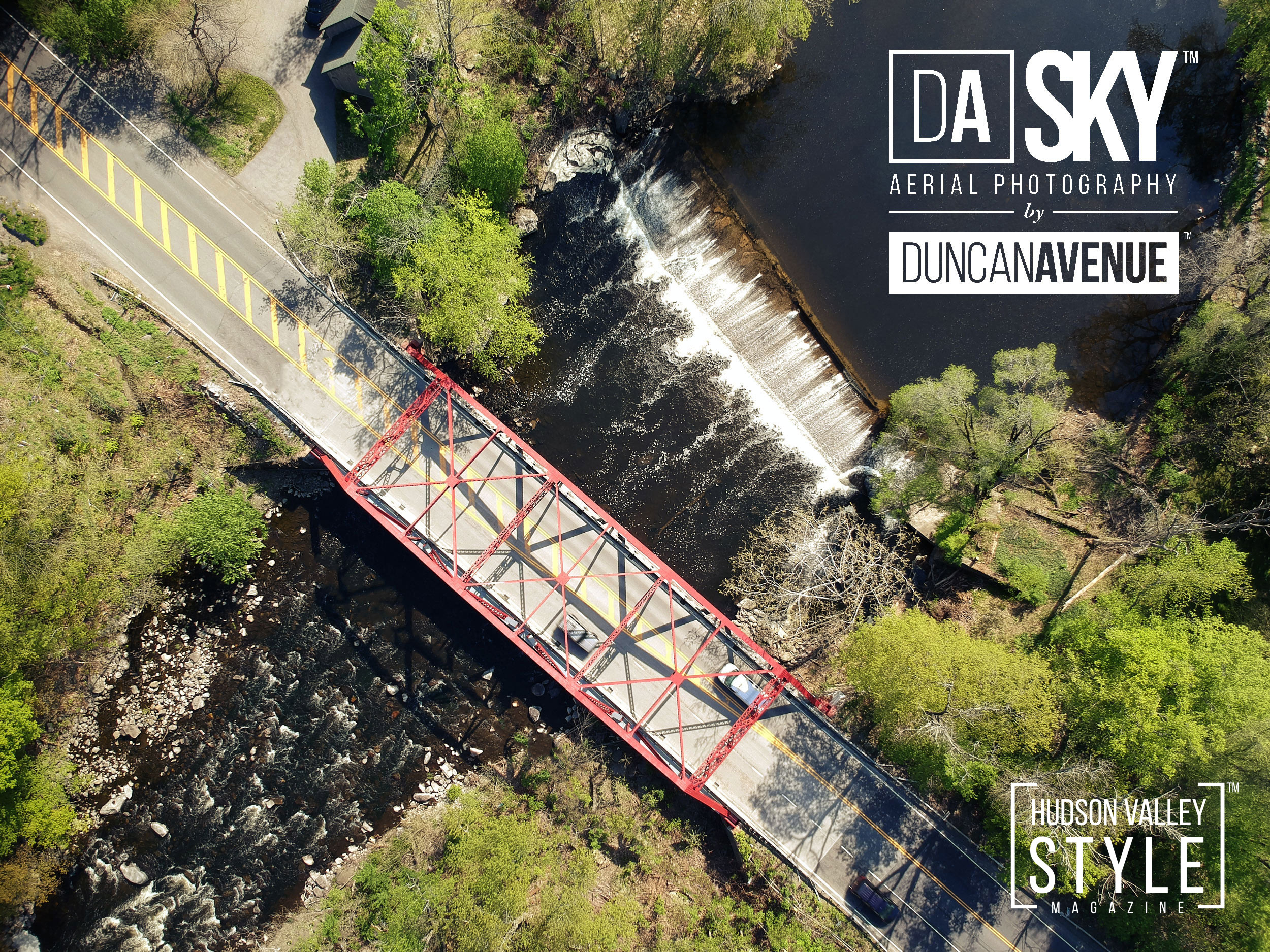 Aerial Photography in the Hudson Valley