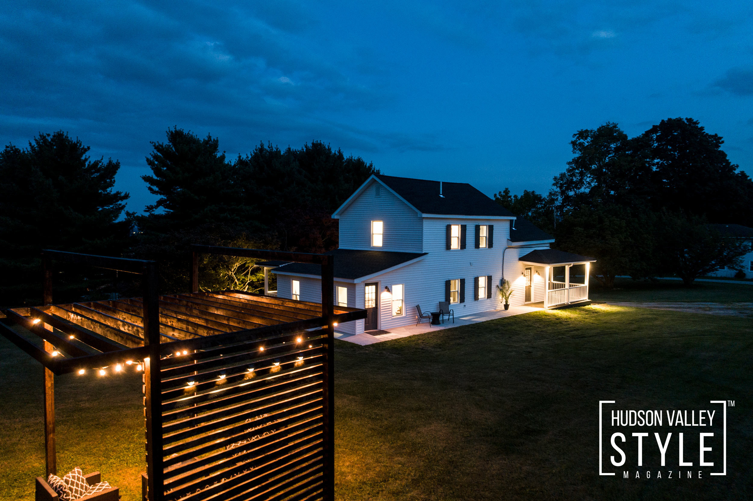 Airbnb Rental or a Dream Home? A Historic Hudson Valley Farmhouse for Sale