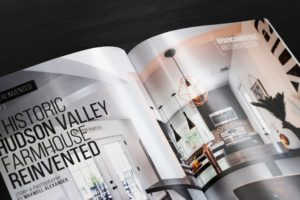 Hudson Valley Style Magazine - Fall 2019 - Dino Alexander + Farmhouse Reinvented