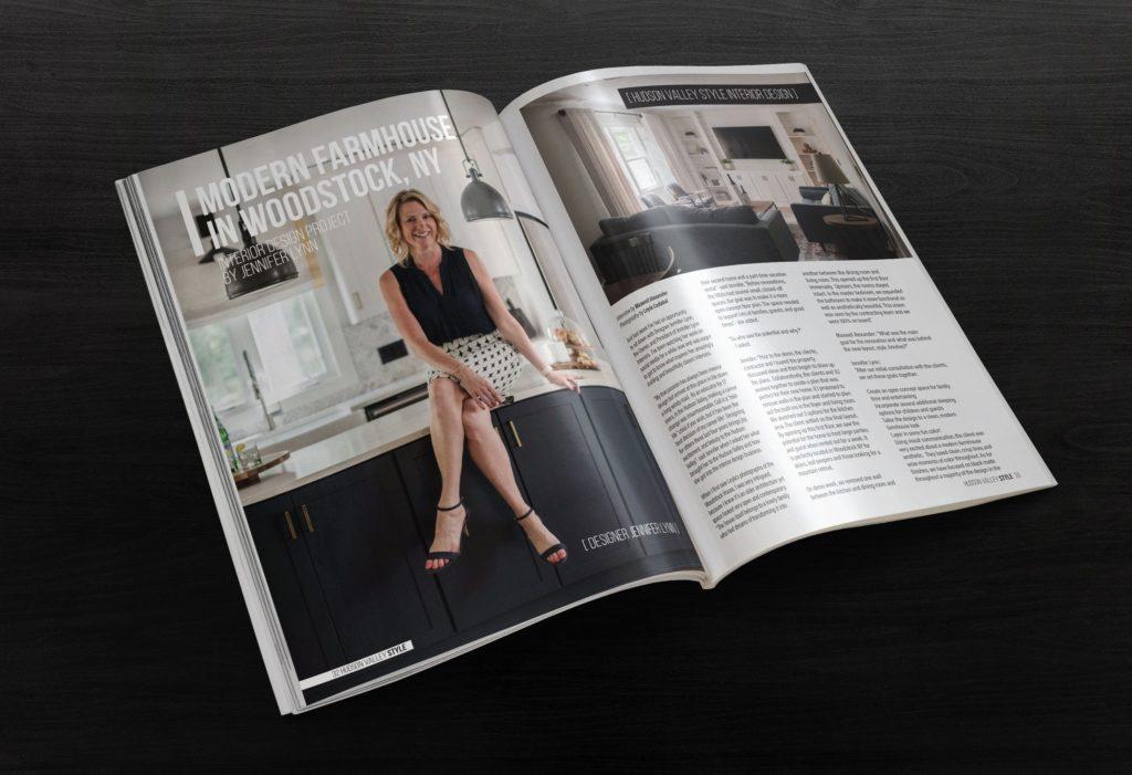 Hudson Valley Style Magazine - Jennifer Lynn
