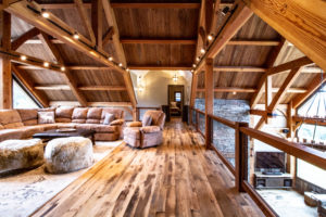 Luxurious Hunter's Cabin in Catskill Mountains – Photo Story by Maxwell Alexander - Duncan Avenue Photography Studio - Hudson Valley Real Estate Photography