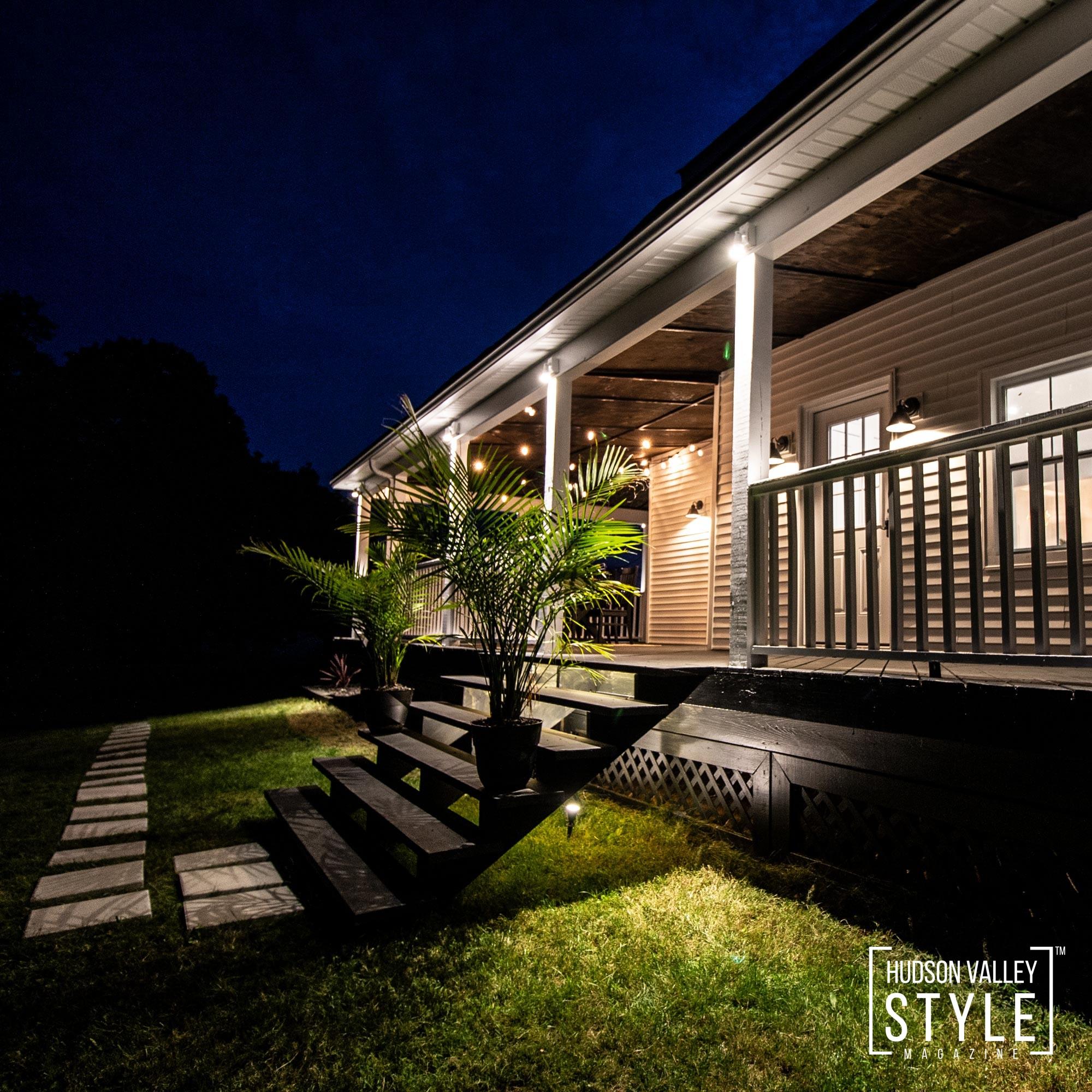Historic Hudson Valley Farmhouse Reinvented by Duncan Avenue Interior Design Studio