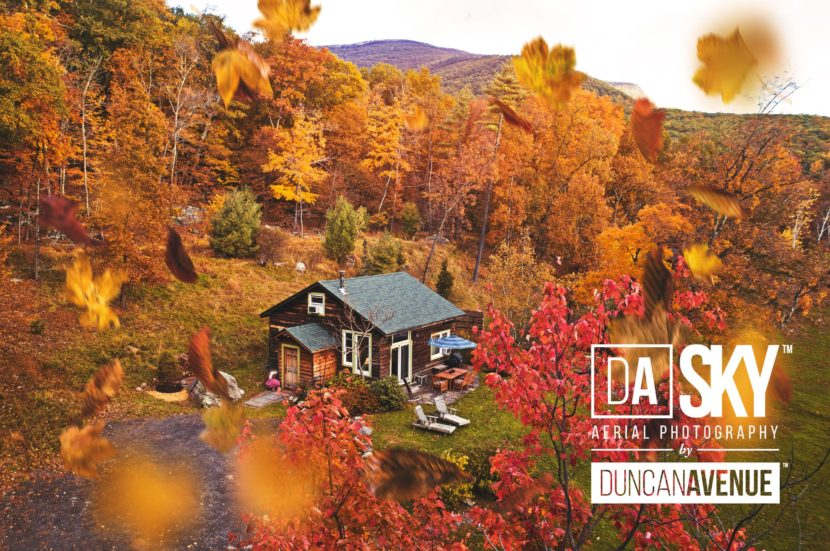 Top 5 Airbnb Stays in the Hudson Valley this Fall: Woodstock Mountain Cottage
