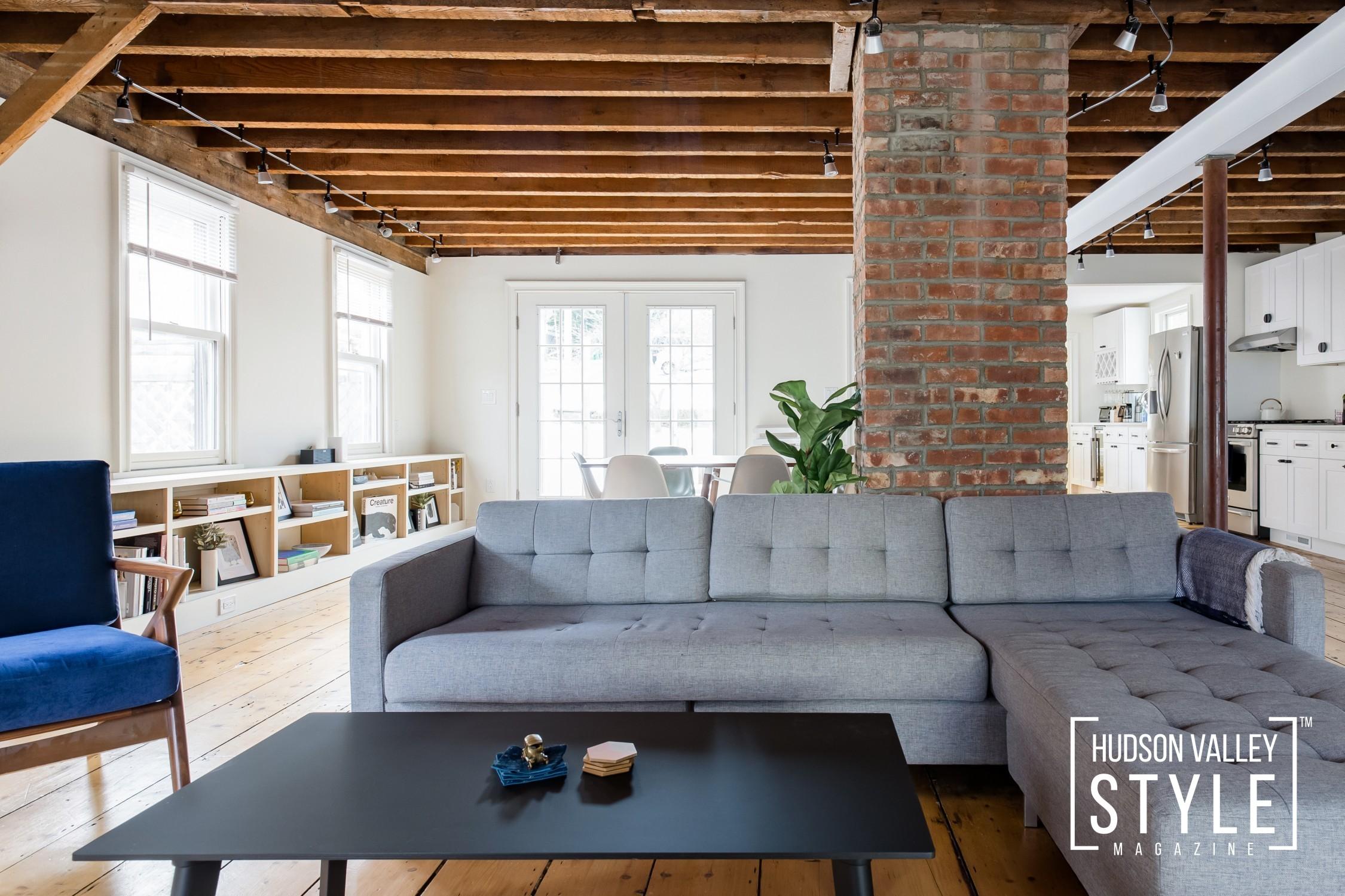 Designer Home in Beacon, NY