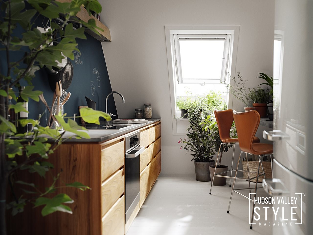 6 ways to turn your home into a natural oasis