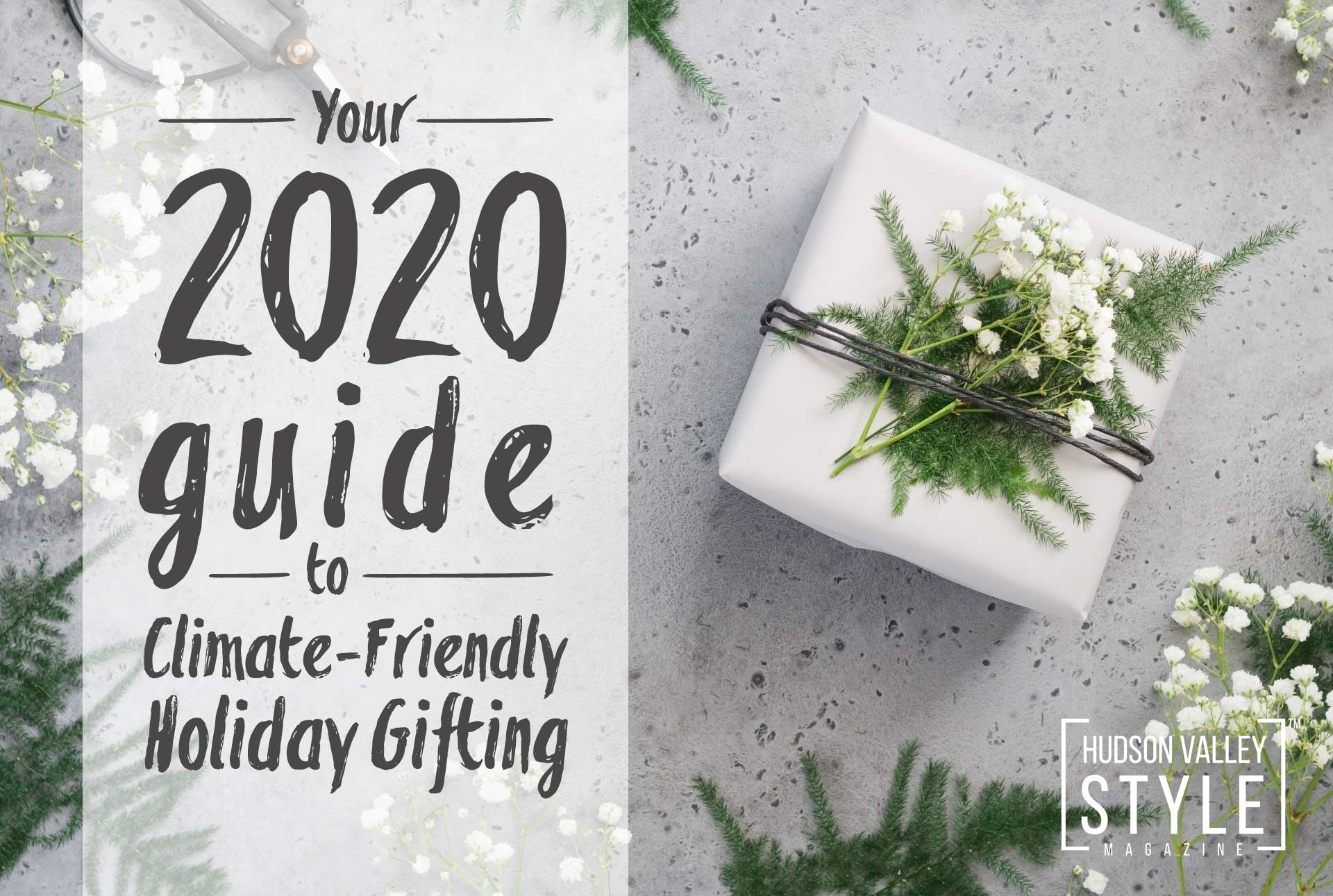 Your 2020 guide to climate-friendly holiday gifting