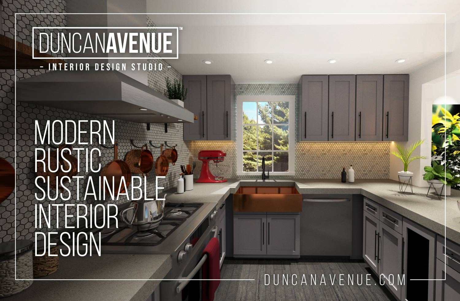 Duncan Avenue Interior Design Studio
