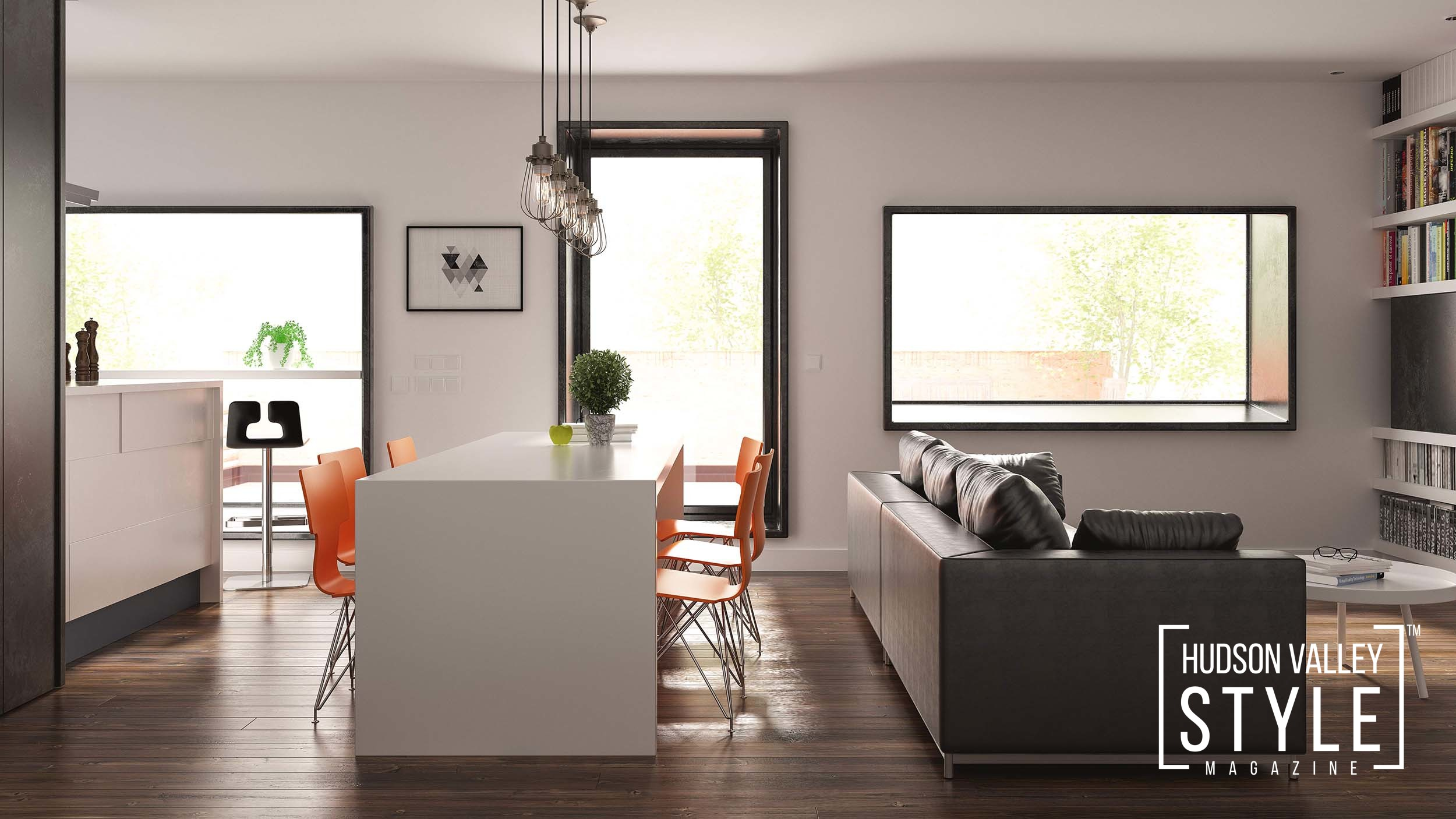 Give Your Home Some Space by Interior Designer Maxwell L. Alexander
