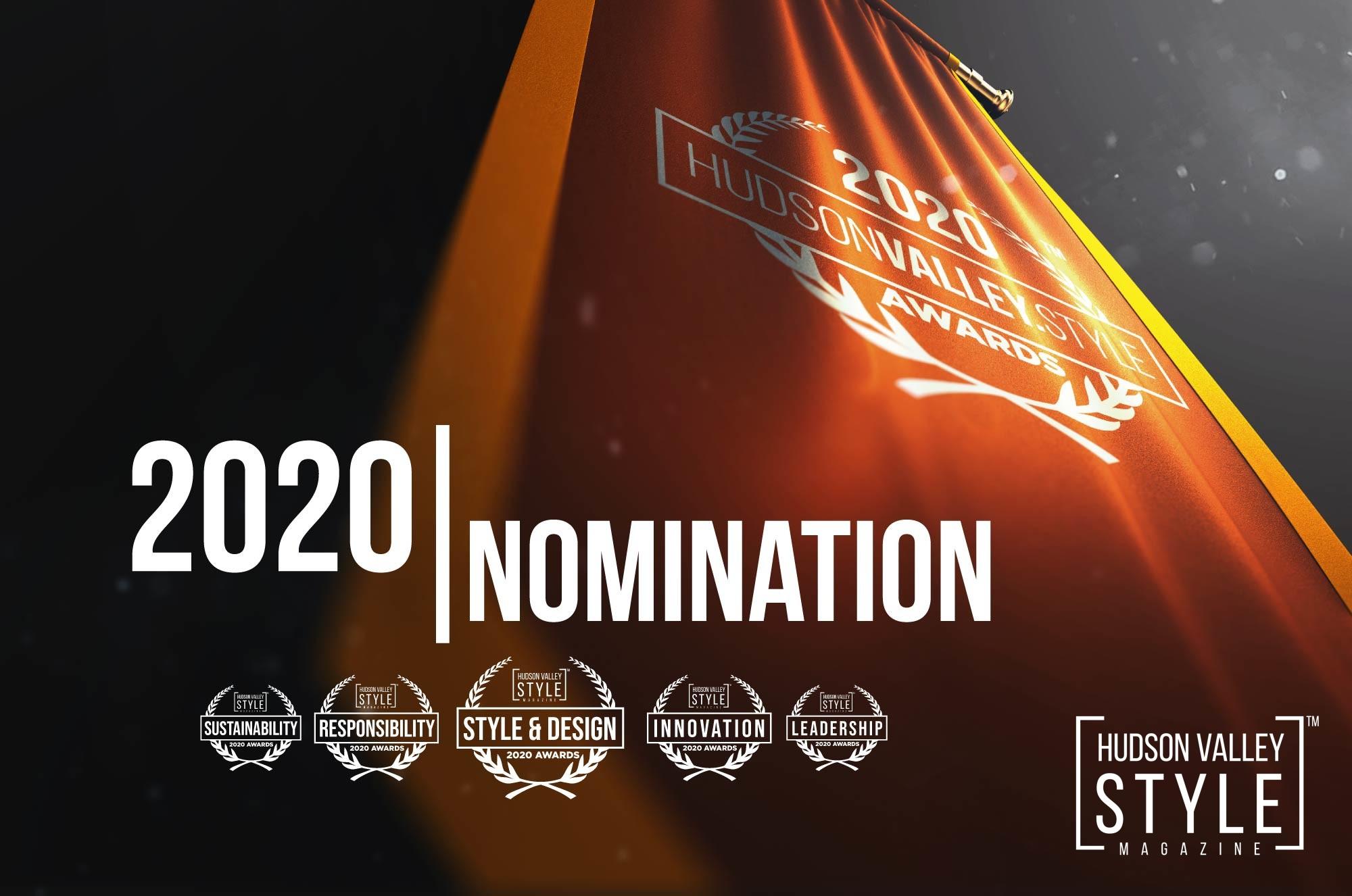 2020 Hudson Valley Style Magazine Nomination