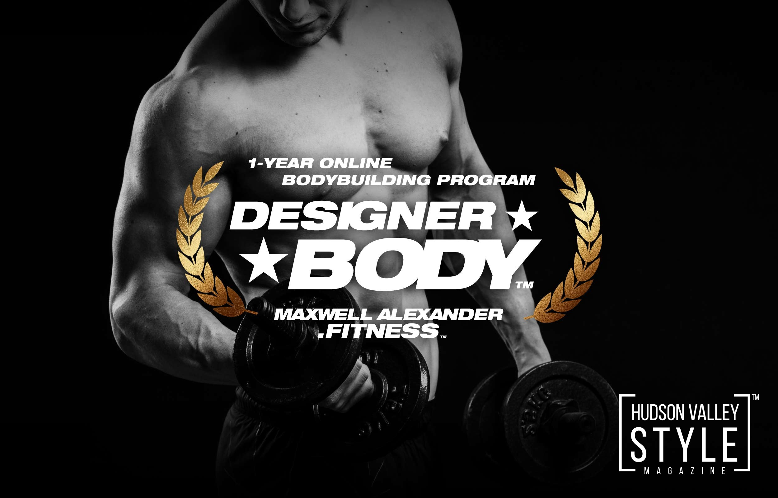 Maxwell Alexander - the best Online Fitness Trainer, Wellness, Nutrition and Bodybuilding Coach