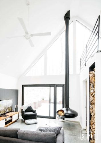 Maitopia - Modern Rustic Energy Efficient Retreat in Red Hook, NY - Photo Story by Maxwell Alexander