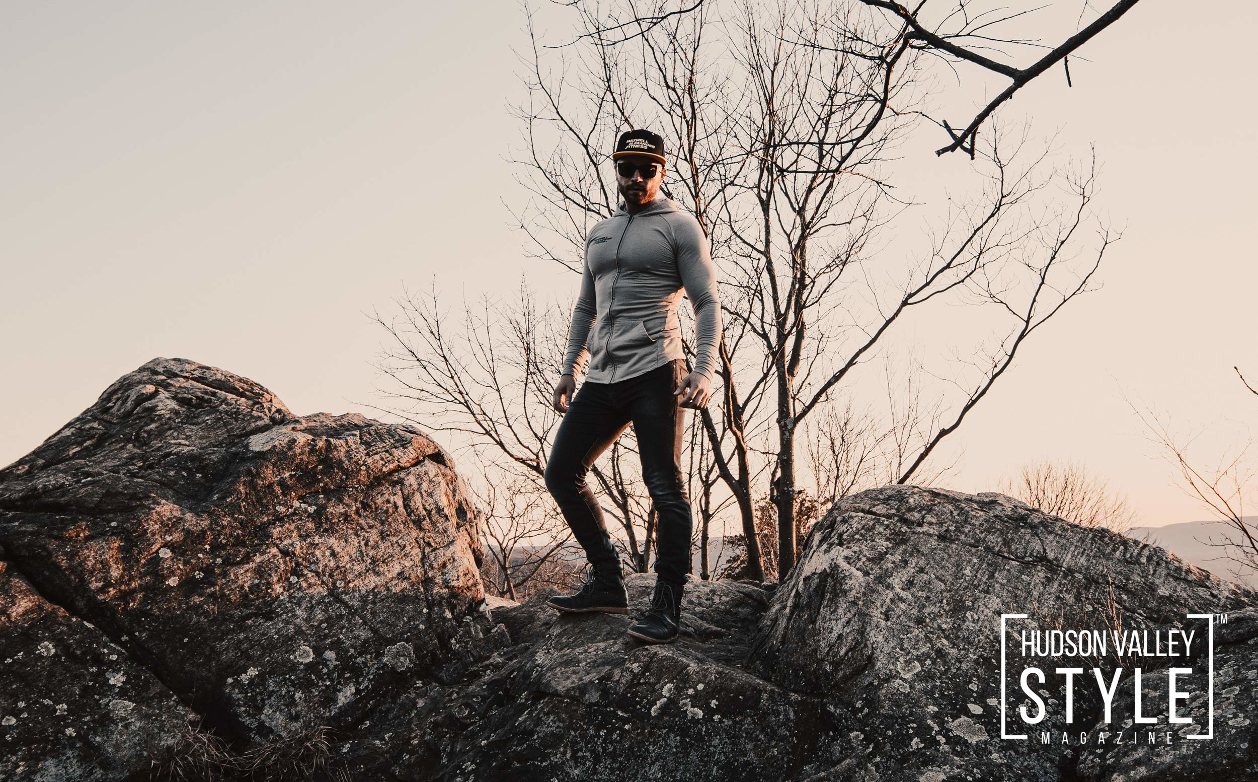 Hiking Mount Beacon in New York with Fitness and Bodybuilding Coach Maxwell Alexander