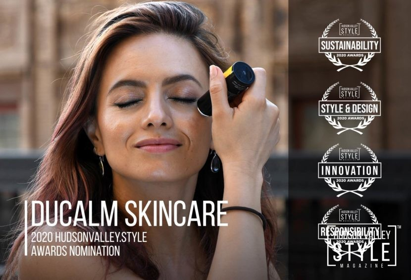 Ducalm Skincare – 2020 Style and Design Awards Nomination