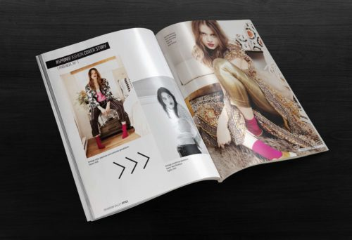 Spring 2020 - Fashion Edition - Hudson Valley Style Magazine - Viktoria Viktorenkova - Helena Palazzi - Maxwell Alexander