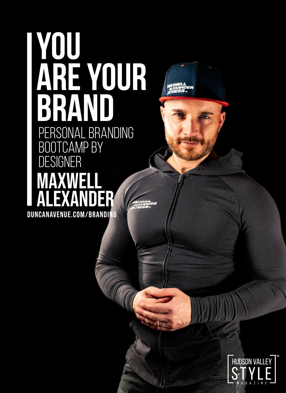 You Are Your Brand - Personal Branding Bootcamp by Coach Maxwell Alexander